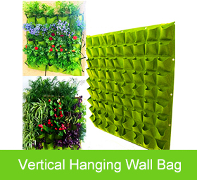 Vertical Hanging Wall Bag
