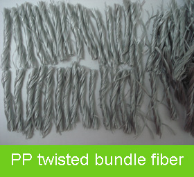 PP Twisted Bundle Fiber