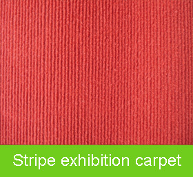 Stripe Exhibition Carpet