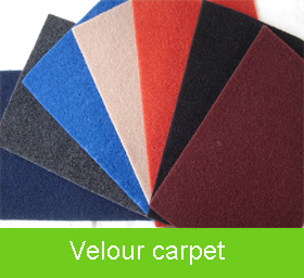 Velour Carpet
