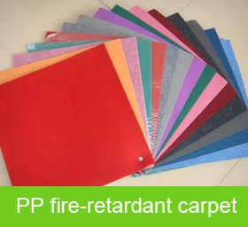 PP Fire-retardant Carpet